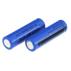 UltraFire LC 14500 Rechargeable 900mAh 3.7V Li-ion Battery - Blue