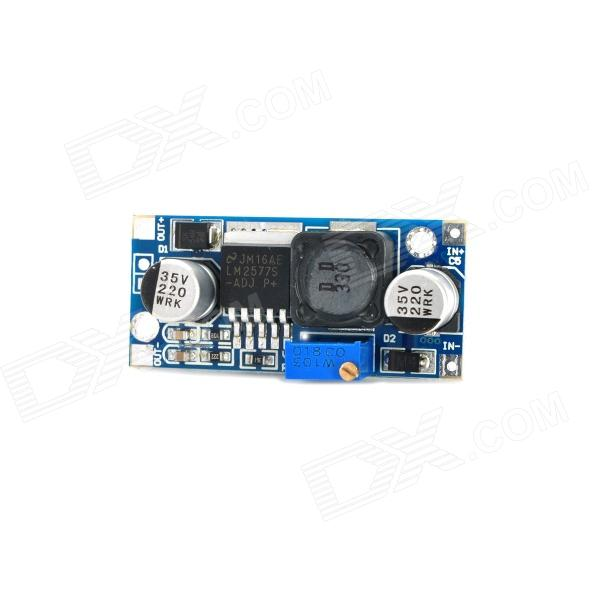 FC-26 LM2577S-ADJ DC-DC Power Supply Step-Up Module for Arduino (Works with Official Arduino Boards)