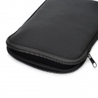 "Protective Neoprene 7"" Case w/ Zipper for Ipad MINI - Black"