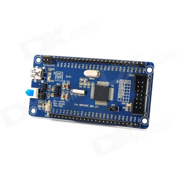 A1201 MSP430 Minimum Development Board w/ JTAC Interface - Blue melo l 307