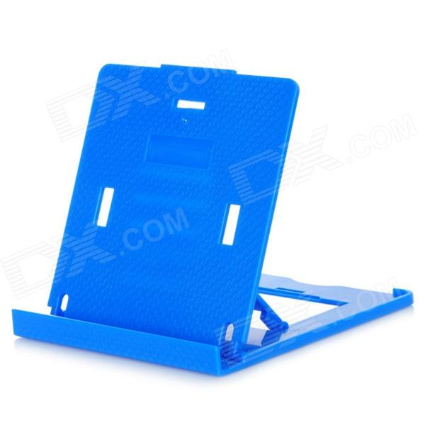 все цены на Stylish 5-Angle Adjustable Stand Holder Support for Ipad - Blue онлайн