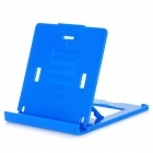 Stylish 5-Angle Adjustable Stand Holder Support for Ipad - Blue