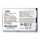 Replacement 3.7V 1500mAh Battery for ZTE A6 / AC30 + More - Silver
