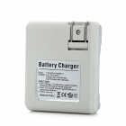 BTY N-825 4 x AA / AAA Battery Charger - Silver (US Plug / 100~240V)