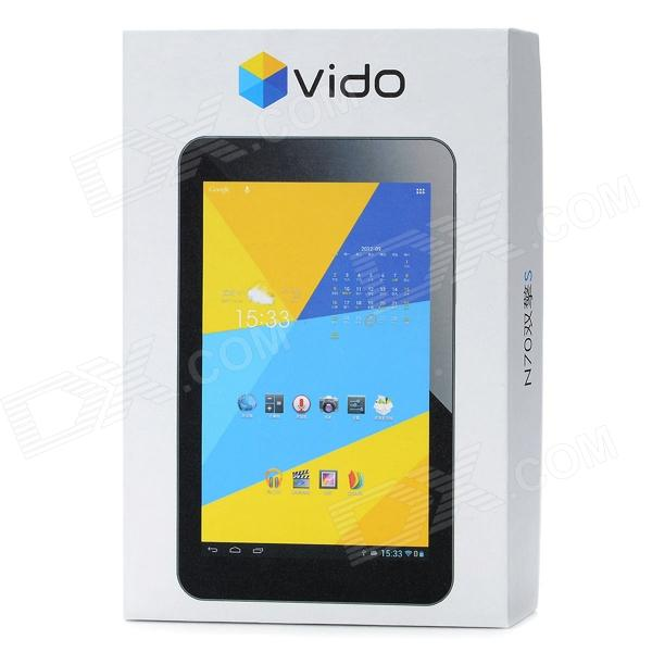 this impacts vido n70s dual core tablet pc 7 inch android 4 4 kitkat than that can