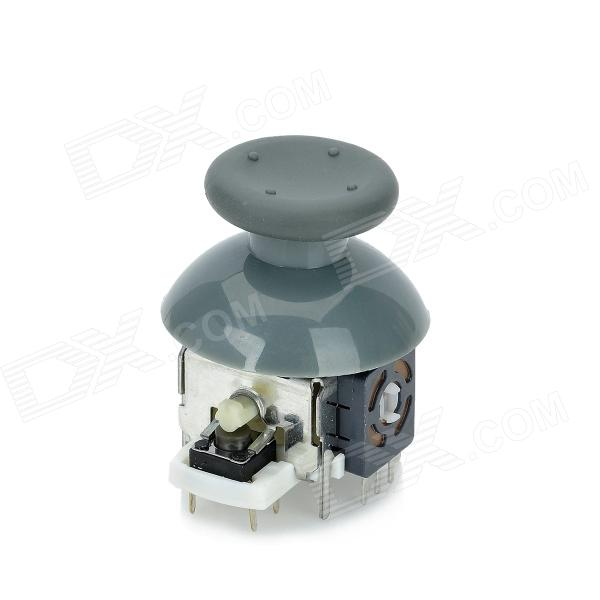 все цены на Replacement 3D Wired Analog Joystick Set for XBOX360 - Grey онлайн
