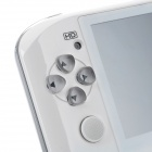 "YINLIPS G17 4.3"" LCD Touch Screen Android 4.0 Game Console w/ TF / Mini USB / HDMI - White (512MB)"