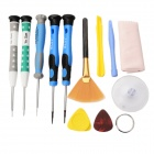WLXY WL06P 12-in-1 Repair Disassembly Tools Kit for Iphone 4 / 4S / Ipad / Ipad 2 / The New Ipad