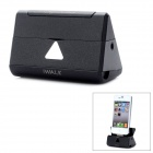 iWalk Smart-Angle tragbare 5000mAh External Battery Charger für iPhone / iPad / iPod - Schwarz