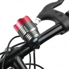 UltraFire SSC Z7 530lm 3-Mode White Bicycle Light - Red + Black (4 x 18650)