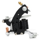 Cast Iron / Alloy Tattoo Machine Liner Shader Gun - Black + Silver + Golden