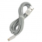 USB Data / Charging 8-Pin Blitz-Kabel für iPhone 5 - Weiß (3M)