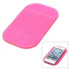Silicone Anti-Slip Pad for Cell Phone - Pink
