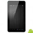 "7"" Android 4.1 Capacitive Touch Screen Tablet PC w/ TF / Wi-Fi / FM / HDMI - Black + Silver"