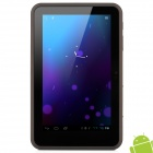 Avaid A76 7'' Capacitive Screen Android 4.0 Tablet w/ Wi-Fi / 3G / SIM / HDMI / Dual Camera - Coffee