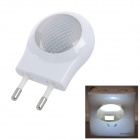 0.6W White LED Night Light Lamp (AC 110~240V / EU Plug)