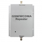GSE-IFB2100 GSM/WCDMA Two Frequency Bands Mobile Phone Signal Booster Repeater - Silver