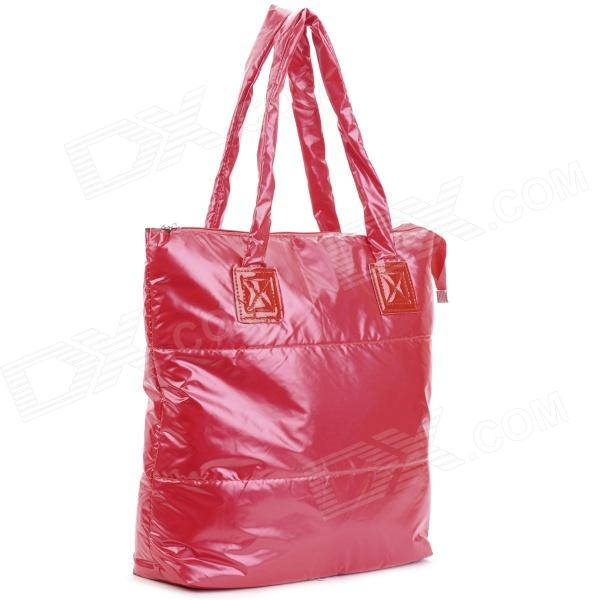 Stylish One Shoulder Down Bag for Women - Red
