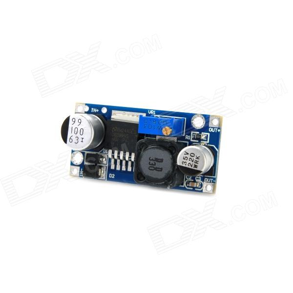 FC-27-B LM2596HVS-AD Power Supply Step-Down Module for Arduino (Works with Official Arduino Boards)