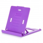 Desktop Adjustable Holder for iPad - Purple