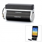 Micro USB Mobile Power External Battery Charger for Samsung - Black