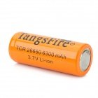 TangsFire 26650 3.7V 6300mAh Rechargeable Li-ion Battery - Orange