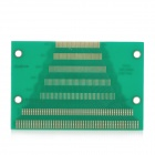 Universal Double Side Converter Board w/o Holes - Green + Golden
