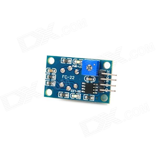 Фото MQ-6 Combustible Gas Propane / Butane / LPG / LNG Detector Sensor Module for Arduino new and original zd 70n optex photoelectric switch photoelectric sensor npn output