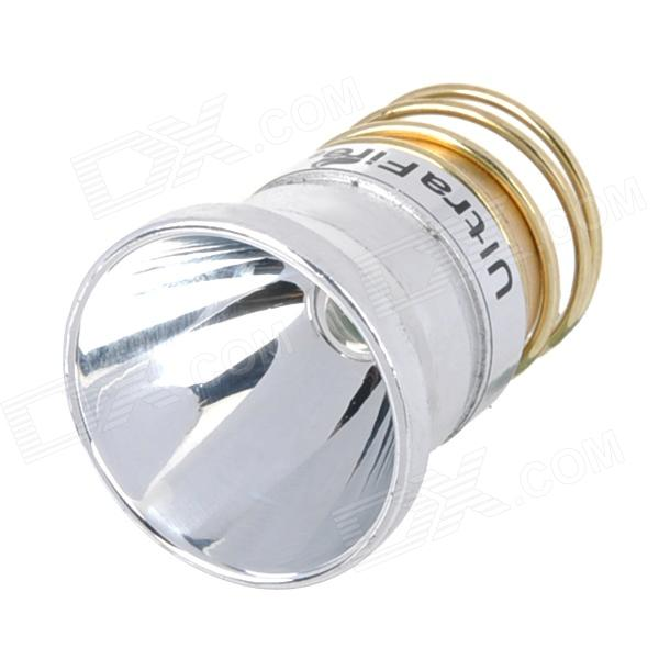 UltraFire 250lm 5-Mode White Aluminum Smooth Reflector Drop-In Module w/ CREE XR-E R2 - Silver
