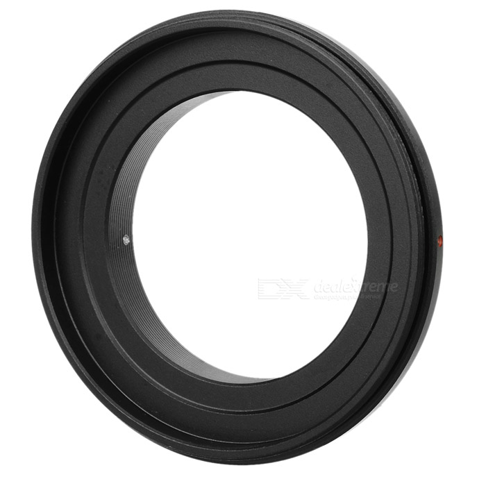 62mm Aluminum Lens Reversal Filter Adapter Ring for Nikon AI