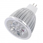 MR16 5W 500lm 3500K 5-LED Warm White Spotlight Bulb (12V)