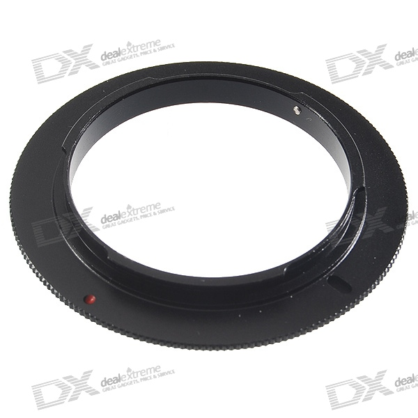 52mm Aluminum Lens Reversal Filter Adapter Ring for Nikon AI