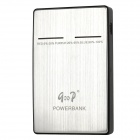 MP02 Portable 6000mAh Polymer Power Bank for LG / PSP / Motorola / Nokia / iPhone / Samsung