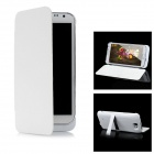 4000mAh mobile externe Backup Power Battery Case für Samsung Galaxy Note N7100 2 - White