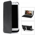 4000mAh Mobile External Backup Power Battery Case for Samsung Galaxy Note 2 N7100 - Black