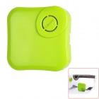 X-sticker 1010 Mini Portable Speaker for iPhone / iPod + More - Green