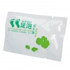 Chinese Foot Spa Care Old Ginger Foot Soak - Green