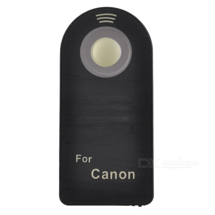 InfraRed IR Shutter Remote for Canon Digital Cameras (CR2025 Battery Included)