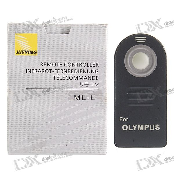 InfraRed IR Shutter Remote for Olympus Digital Cameras (CR2025 Battery Included)