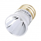 UltraFire CREE XR-E R2 250lm White Aluminum Smooth Reflector Drop-In Module - Silver