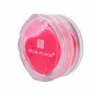 Fashionable Velvet Nail Art Powder - Red