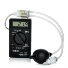 "CLEVER CY-12C Portable 1.9"" LCD Oxygen Concentration / Purity Analyzer - Black + White"