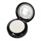 Portable Cosmetic Makeup 1-Color Shining Eye Shadow - White