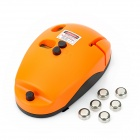 LV-09 2-Line Laser Level Meter - Orange + Black