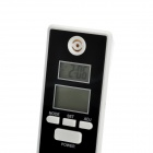 "1.2"" / 1.4"" Dual- LCD Digital Alcohol Breath Tester - Black + White (2 x AAA)"