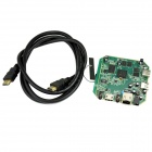 DIY Android 4.0 Motherboard Development Board - Green