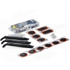 CoolChange 21044 16-in-1 Bicycle Tyre Repair Kit Set - White