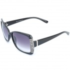 Fashion UV400 Protection Sunglasses for Women - Black Frame
