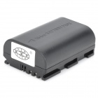 "New-View LP-E6 Replacement ""1800mAh"" Li-ion Battery for Canon EOS 5D Mark III / 60D / 7D - Black"