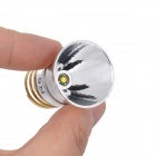 UltraFire 340lm White Aluminum Textured Reflector Drop-In Module w/ CREE XP-G R5 - Silver